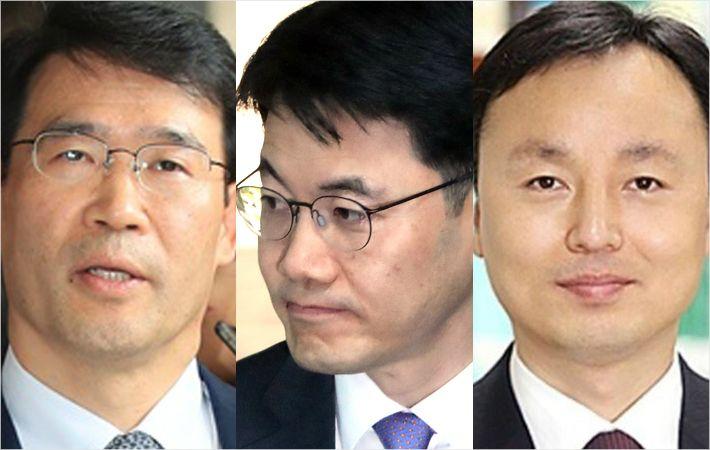 영장내용 유출 '사법농단' 판사들에 징역형 구형