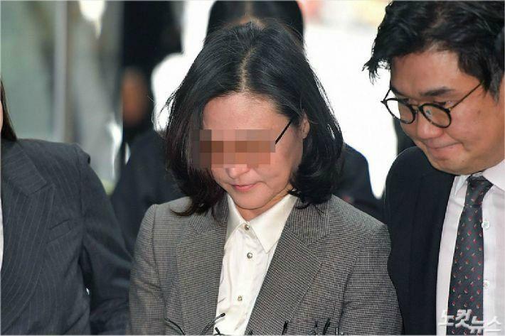 정경심, 법원에 檢 압수한 PC·하드디스크 '가환부' 신청