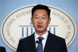 '노무현 사위' 곽상언 민주당 입당…충북 출마 선언