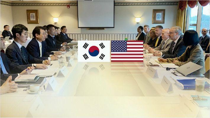 블룸버그, 방위비 협상 계속 지연되면 4월부터 미군기지 韓노동자 무급휴직