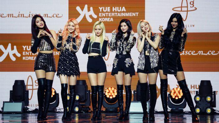 """[다녀가요] '강렬 컴백' 에버글로우 """"목표? 무대 부수는 아이돌!"""""""