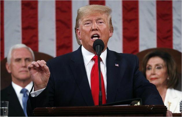 탄핵표결 앞둔 트럼프, 믿는 도끼에 '발등'