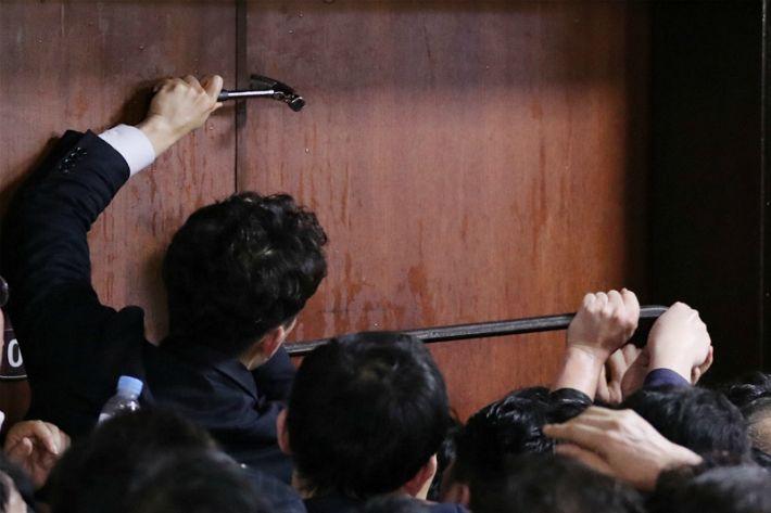 [딥뉴스] 헌재 선고 앞둔 '패스트트랙 사보임', 쟁점은?