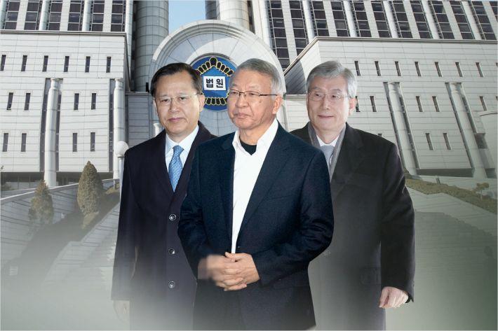 '사법농단' 현직 판사 줄줄이 무죄…'배경'에 주목