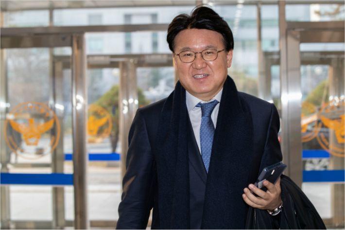 '황운하 리스크'에 경찰 내부서 '조직부담론'