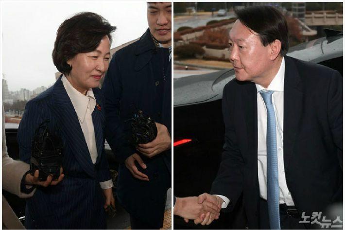 秋 vs 尹…'수사·기소분리제' 두고 또 '불협화음'