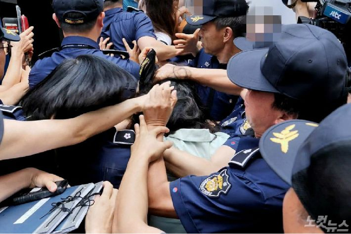 고유정 사건 재판, 이례적 '세 장면'