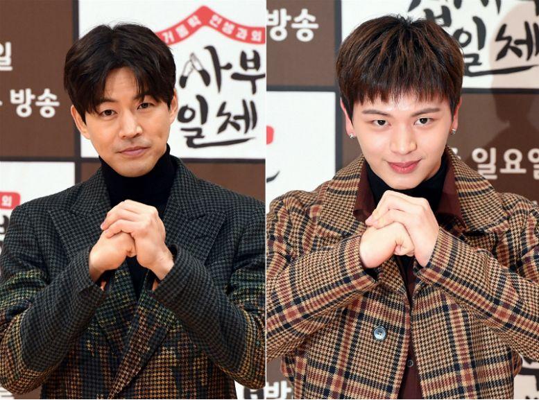 이상윤·육성재, 18일 녹화 끝으로 '집사부일체' 하차
