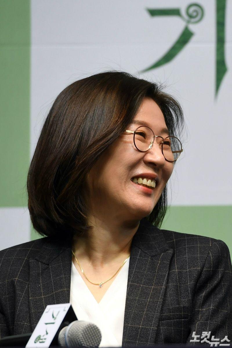 곽신애 대표가 밝힌 '기생충' 만남 전과 후