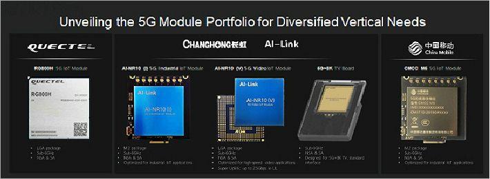 화웨이, 산업용 5G 모듈 시리즈 개발