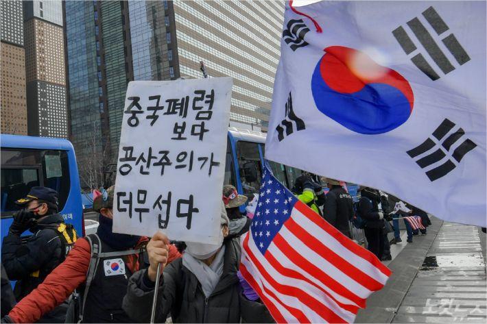 """전광훈 구속에도 브레이크 없는 범투본 """"3·1절 집회 강행"""""""