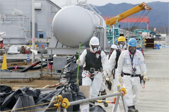 日 후쿠시마 주민 절반 이상, 방사능 오염수 해양방류 반대