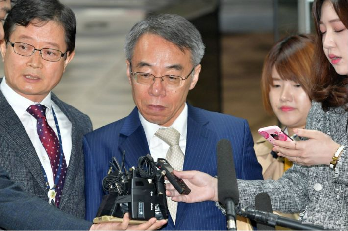 '사법농단' 임종헌 재판 9개월 만에 재개…10일 보석심문