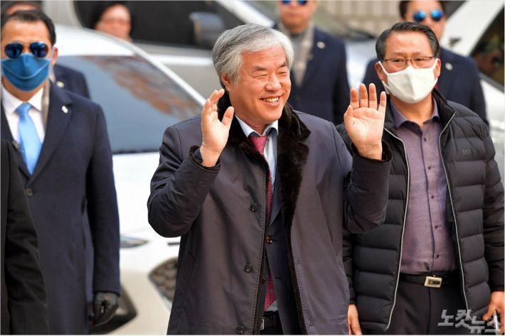 전광훈 세번째 구속적부심…법원은 곧바로 '기각'