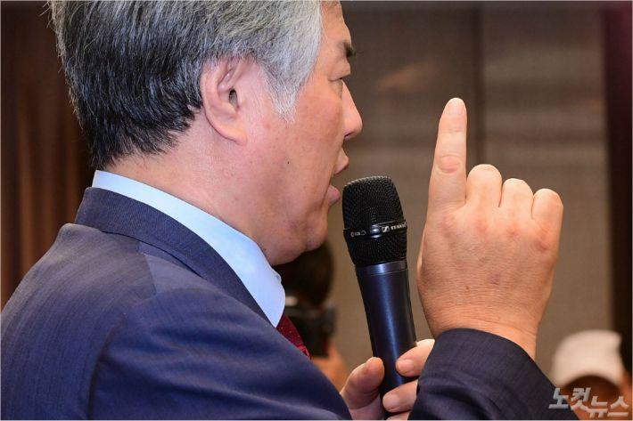檢, '선거법 위반' 전광훈 구속기소…'대통령 명예훼손' 추가