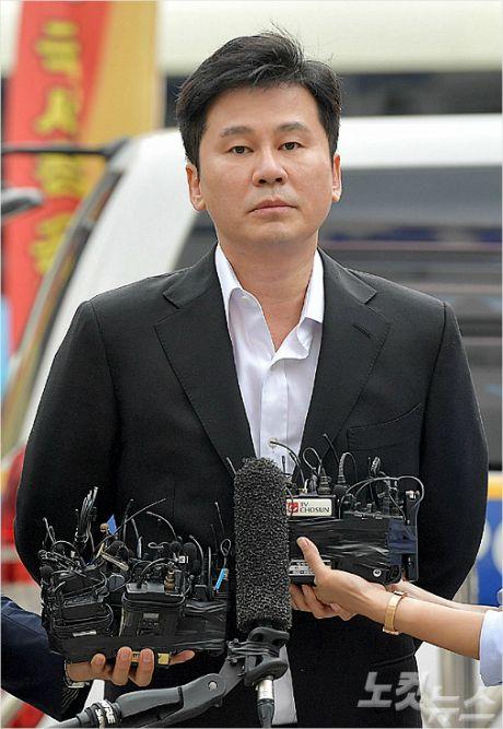 검찰, '마약수사 무마 의혹' 양현석 영장 신청 반려
