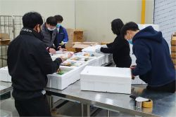 LGU+, 급식 납품 농가 농산물 임직원 공동 구매