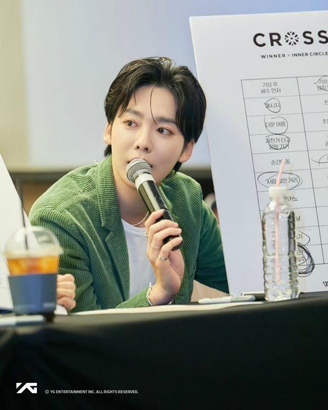 """위너 김진우, 4월 2일 입소…""""씩씩하게 잘 다녀오겠다"""""""