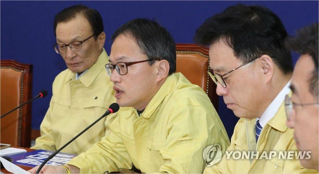 """박주민 '비례대표' 탄식 """"가치 훼손 아쉽다"""""""