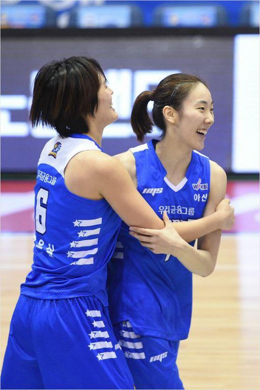 조기 종료된 女프로농구 수상자 발표…박혜진 통산 5번째 MVP