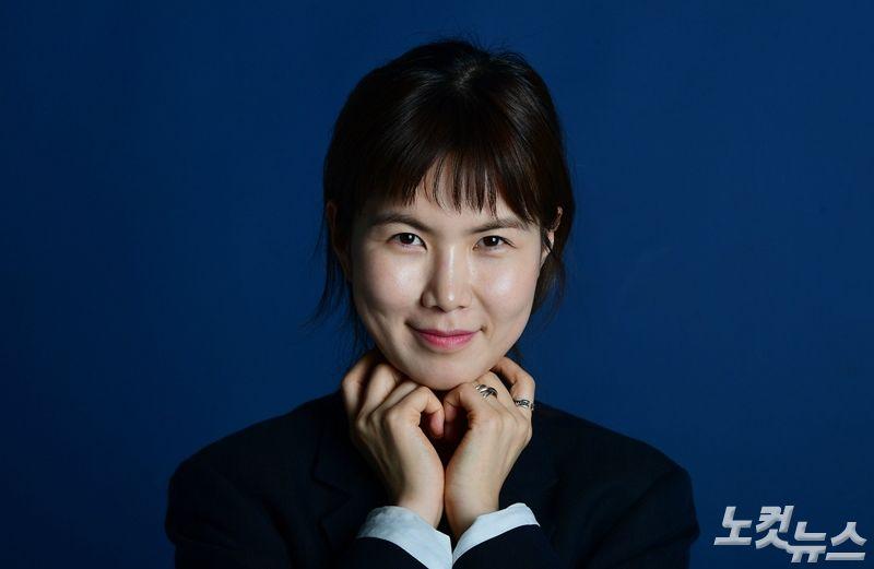 """'데뷔 8년' 공민정 """"좋은 동료들 생겨, 혼자 아님을 실감"""""""