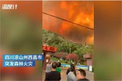 中 쓰촨성에서 대형 산불…진화요원 19명 사망