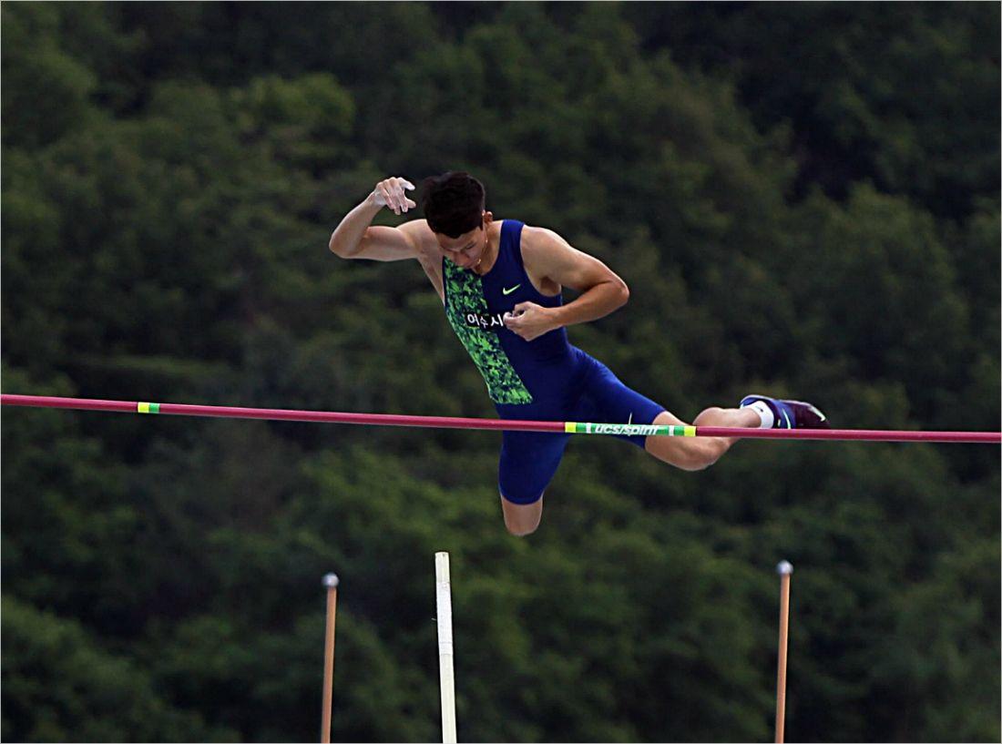 도쿄 올림픽 육상, 12월1일부터 기준 기록·랭킹 포인트 인정