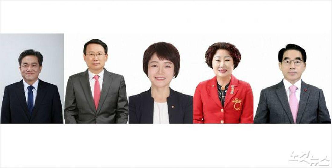 [경산시 여론조사]윤두현 58.7% VS 전상헌 26.3%