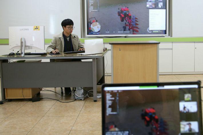 전남 고3·중3 온라인 개학 원격 수업 98.9% 참여