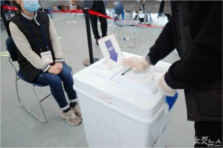 경남 최종투표율 67.8%…20대 총선보다 10.8%p↑
