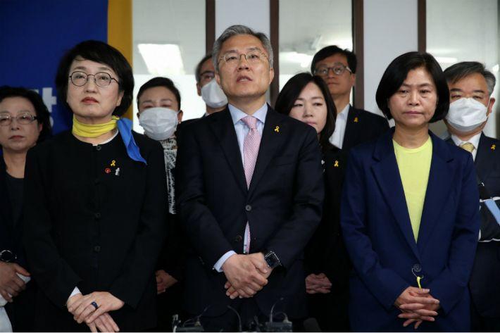 檢, 최강욱·황희석 시민단체 고발건 형사부에 배당