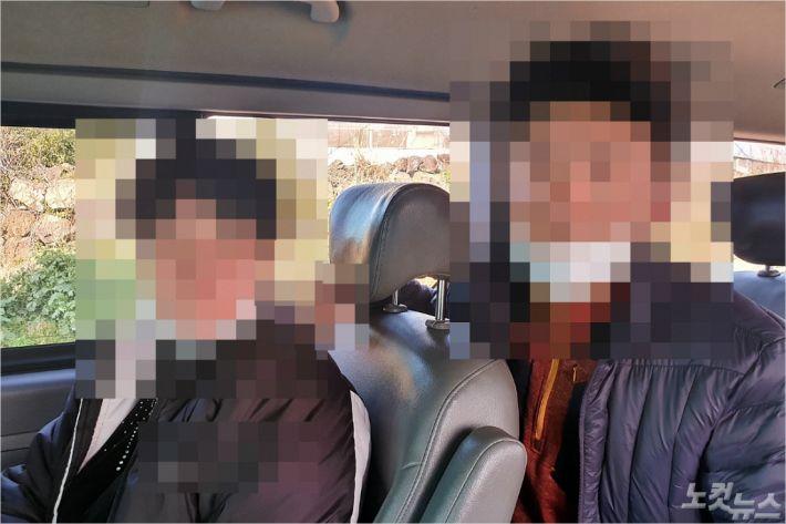 제주 지적장애 가족 착취…'인면수심' 큰아빠 구속