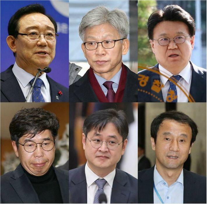 10분만에 종료된 '靑 선거개입' 의혹 첫 재판…'기싸움 팽팽'