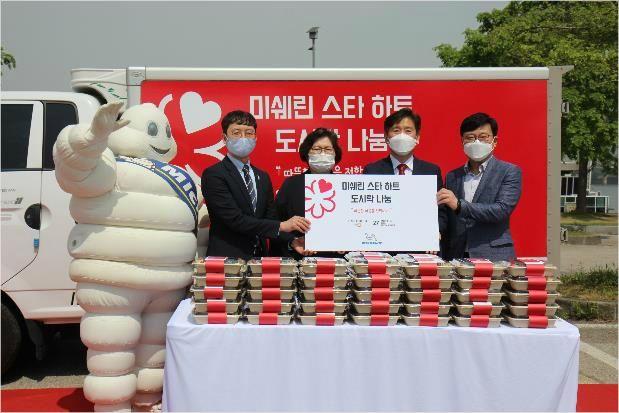 '미슐랭 별' 서울 레스토랑들, 의료진·독거노인에 도시락 기부