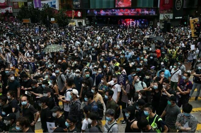 [칼럼] '홍콩보안법'의 후폭풍이 우려된다