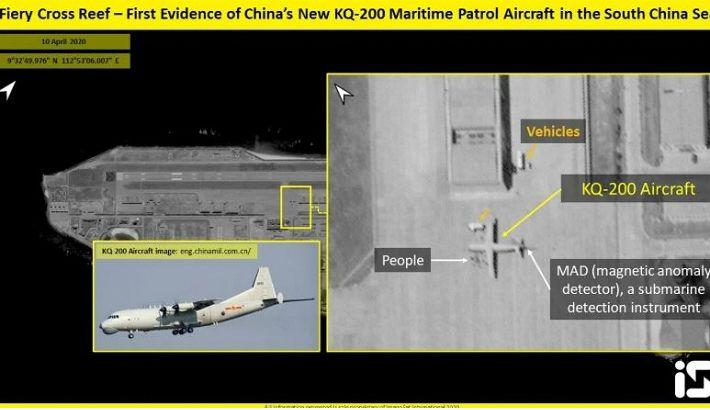 中 홍콩보안법 이어 남중국해도 방공식별구역에 포함시키나