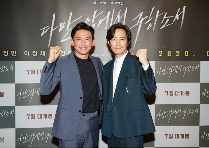 영화계 베테랑 모인 추격액션 '다만 악에서 구하소서'