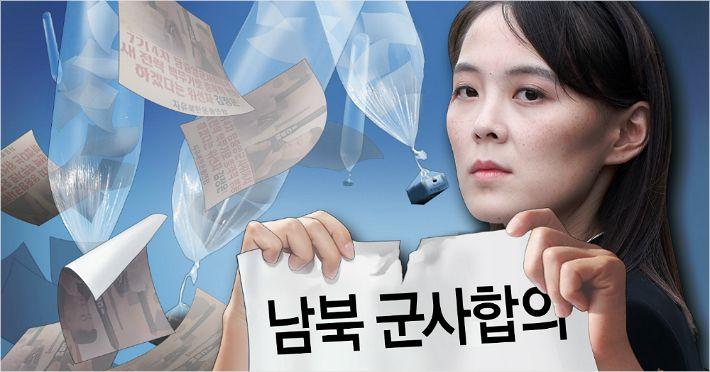 """北 통일전선부 """"김여정, 담화집행 검토 지시…연락사무소 폐지"""""""