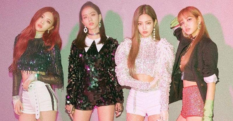 블랙핑크-레이디 가가 '사워 캔디', 英 오피셜 싱글차트 17위
