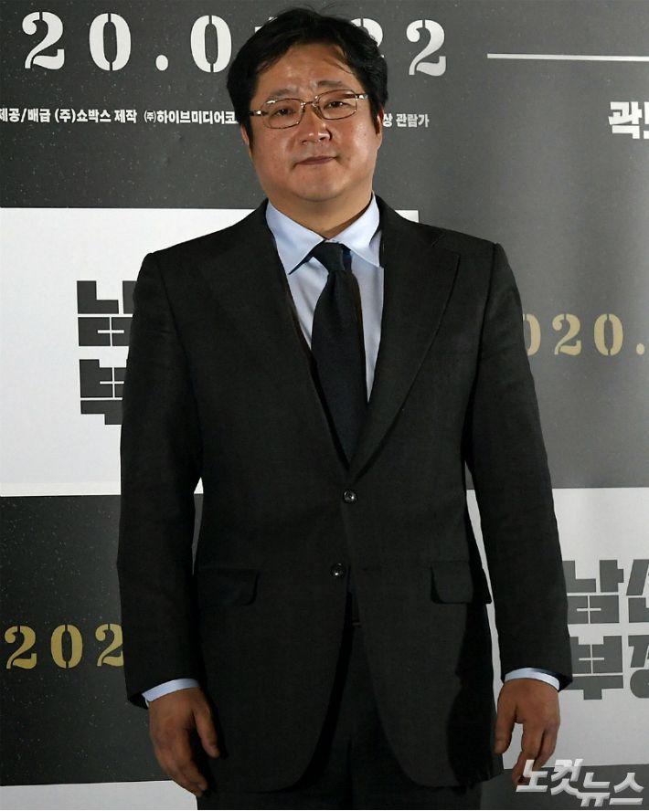 곽도원 측, 영화 '소방관' 폭행설 논란에 '사실무근'