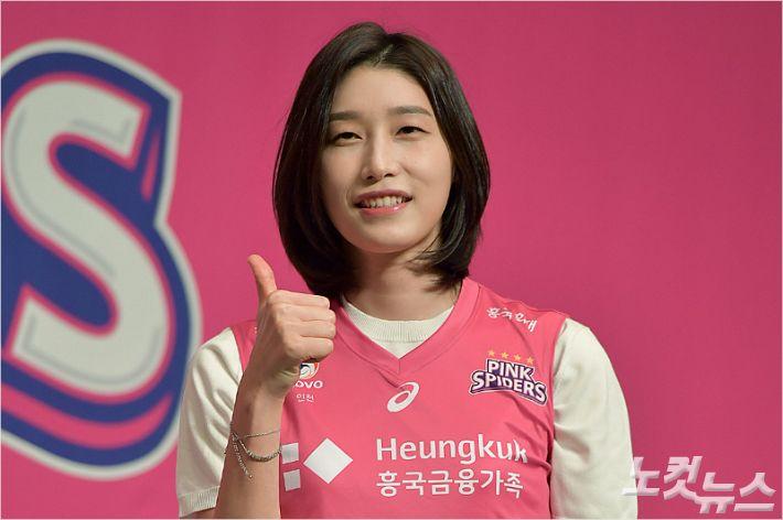 김연경이 V-리그 복귀를 결정한 단 하나의 이유는?