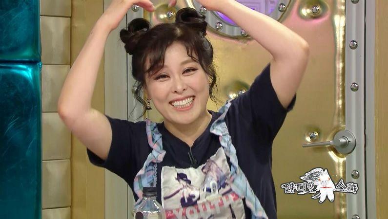 홍지민, 속옷 차림으로 뮤지컬 무대 섰던 사연