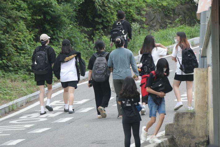 [속보]오늘 광주·대전·대구 등 6개 시도 523개 학교 등교 못해