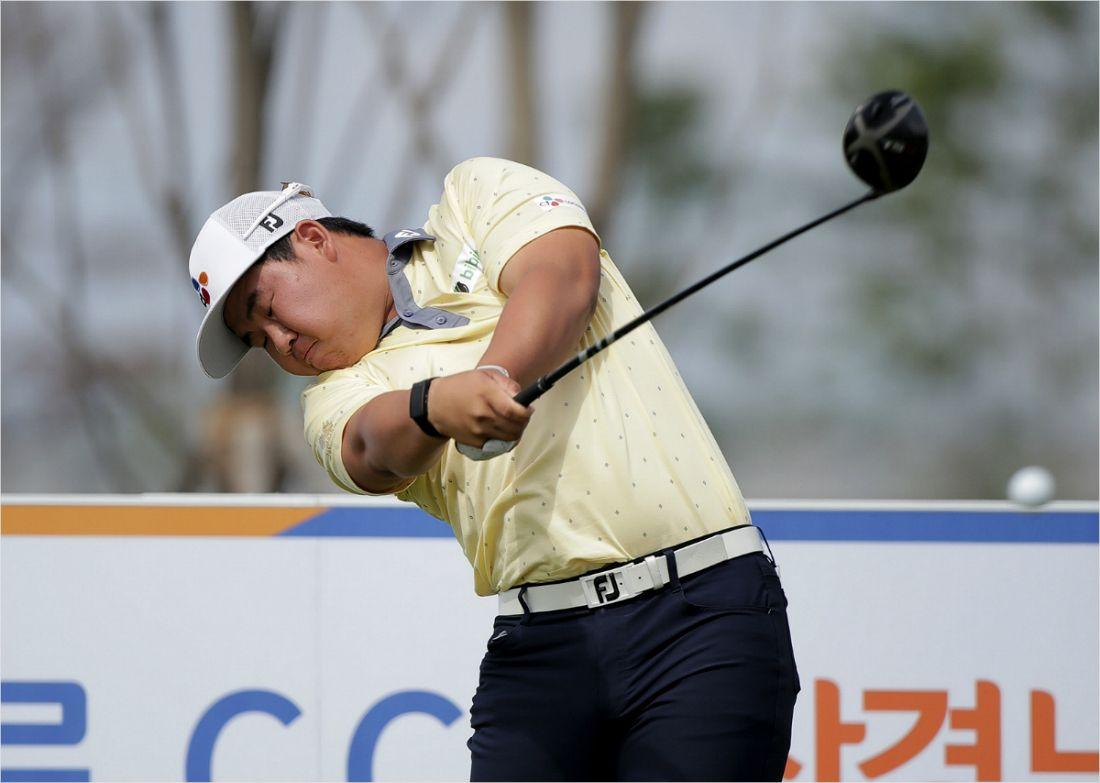 18세 김주형, 코리안투어 프로 최연소 우승 도전