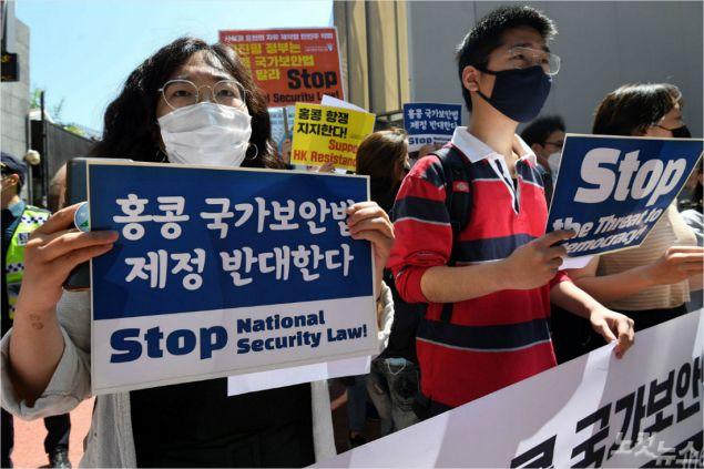 [뉴스쏙:속]시진핑 왜 홍콩보안법 밀어붙였나…파장은? -휴일판 2부