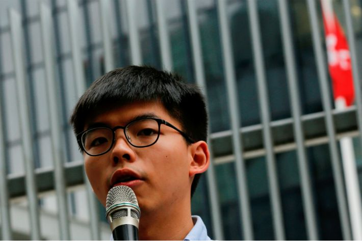 '보안법 세상' 홍콩, 이제는 책도 검열대상