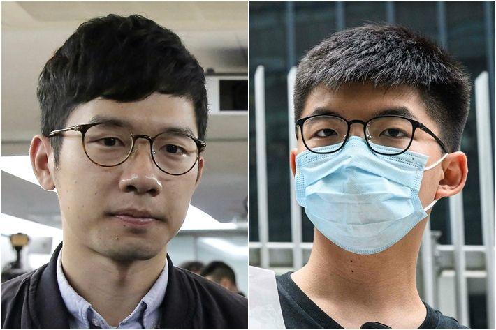 보안법이 갈라놓은 홍콩 민주화운동 두 주역의 운명