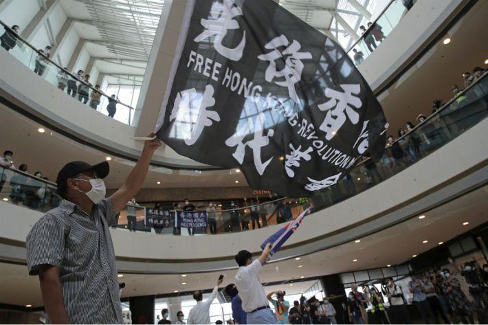 페이스북·구글·트위터, 홍콩정부에 이용자 정보 제공 중단(종합)