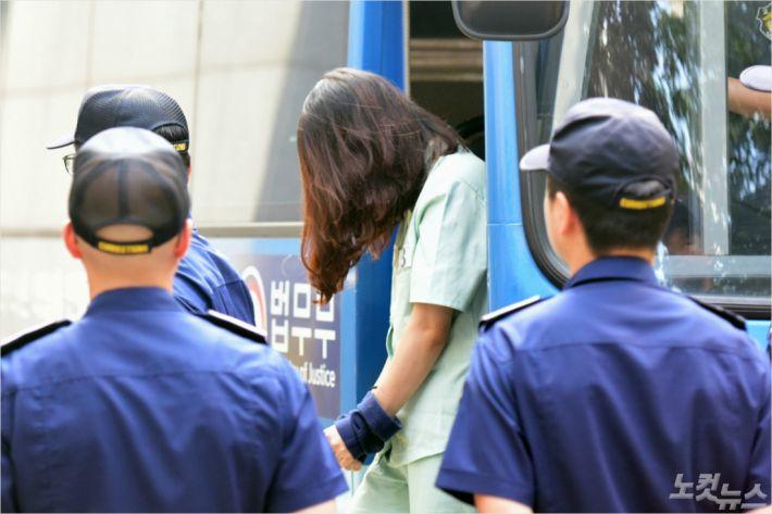 고유정 항소심, 의붓아들 살해 혐의 '무죄' 판단 왜?