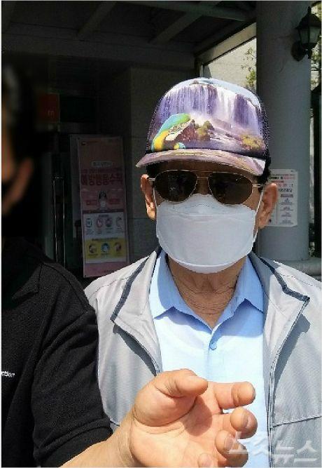 [단독]'두문불출' 신천지 이만희 교주, 병원에서 포착